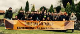 Christians Fans in Amrichshausen