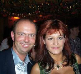 Zauberer aus Stuttgart verzaubert Andrea Berg