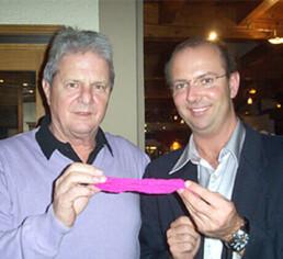 Zaubershow in Stuttgart bei Dietmar Hopp