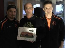 Christian Fontagnier unterstützt zauberhafte Fußballspiele